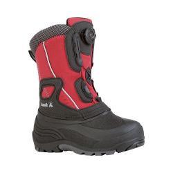 Children's Kamik Backwood Boot Red