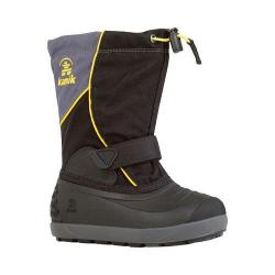 Children's Kamik Jetsetter Boot Black