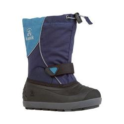 Children's Kamik Jetsetter Boot Navy