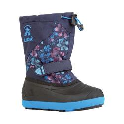 Children's Kamik Skiland2 Boot Navy/Blue