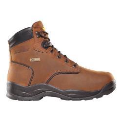 Men's LaCrosse Quad Comfort 4 X 6in Steel Toe 460002in Brown