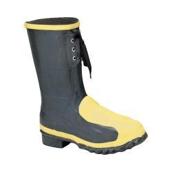 Men's LaCrosse Industrial 12in Meta-Pac Boot Black/Yellow