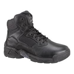 Men's Magnum Stealth Force 6.0 Black Full Grain Leather