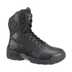 Men's Magnum Stealth Force 8.0 Black Leather