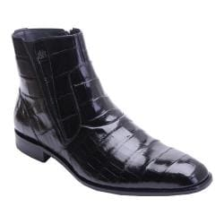 Men's Mezlan Belucci Black Genuine Alligator