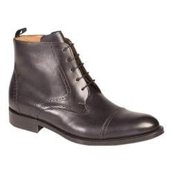 Men's Mezlan Bremen II Ankle Boot Graphite Calf