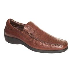 Men's Neil M Palermo Walnut Waxed Leather
