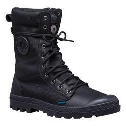 Men's Palladium Tactical Waterproof Zip Boot Black