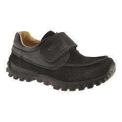 Boys' Primigi Walker Black Suede/Leather