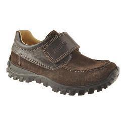 Boys' Primigi Walker Brown Suede/Leather