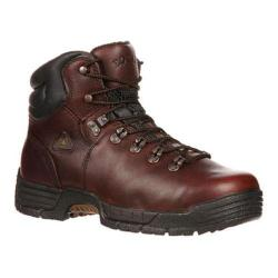 Men's Rocky 5in MobiLite 6114 Boot Deer Brown Soggy Leather