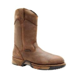 Men's Rocky Aztec Wellington 11in 5639 Brown