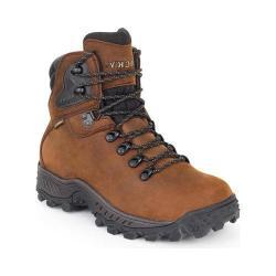 Men's Rocky RidgeTop Hiker 5212 Full Grain Dark Brown Leather