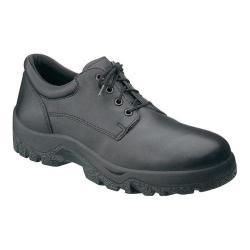 Men's Rocky TMC Plain Toe Oxford 5000 Black Leather