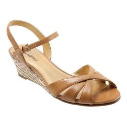 Women's Trotters Mickey Tan Soft Dull Leather
