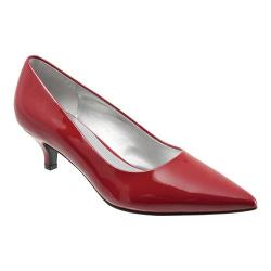 Women's Trotters Paulina Pump Red Patent Leather