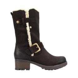 Women's White Mountain Battery Brown Synthetic
