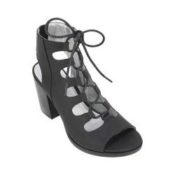 Women's White Mountain Fanfare Bootie Black Smooth Synthetic