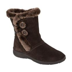 Women's White Mountain Trip Winter Boot Brown Suede