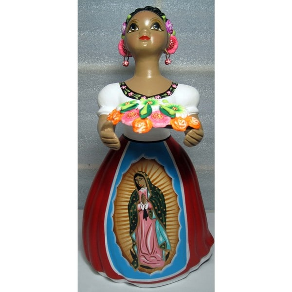 Our Lady of Guadalupe Mexican Lupita Doll (Mexico)
