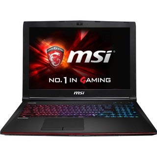 "MSI GE62 Apache Pro-004 Performance & Gaming Laptop 15.6"" FHD with Ma"