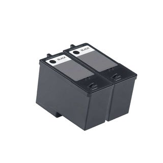 2PK FH214 Photo Compatible Inkjet Cartridge For Dell Inkjet A966 A968 A968W (Pack of 2)