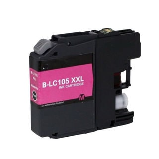1 PK Compatible LC105 M XL Inkjet Cartridge For Brother MFCAN-J4410 J4110 (Pack of 1)