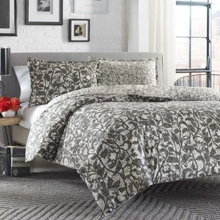 City Scene Layla 3-piece Duvet Cover Set