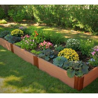 Frame It All Raised Garden 2-inch (4' x 12') 2 Level