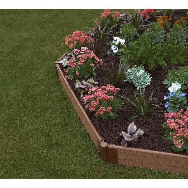 Landscape Edging Kit 1-inch 64ft
