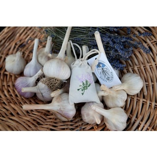 Sandhill Farms Garlic and Lavender Sampler Box