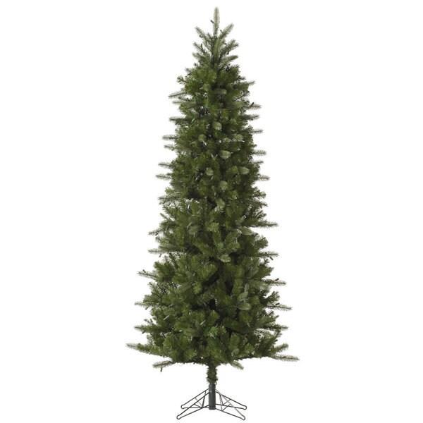 "7.5' x 38"" Carolina Pencil Spruce Tree with Spruce 1043 Tips"