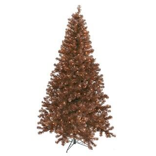 "4' x 31"" Mocha Tree with 150 Clear Lights"