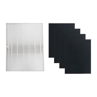 Electrolux-compatible EL024 and EL500 HEPA FIlter with Four (4) Carbon Filters 16322777