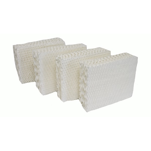 Kenmore and Emerson-compatible Humidifier Wick Filters Part # HDC-12 and 14911 (Pack of 4) 16322778