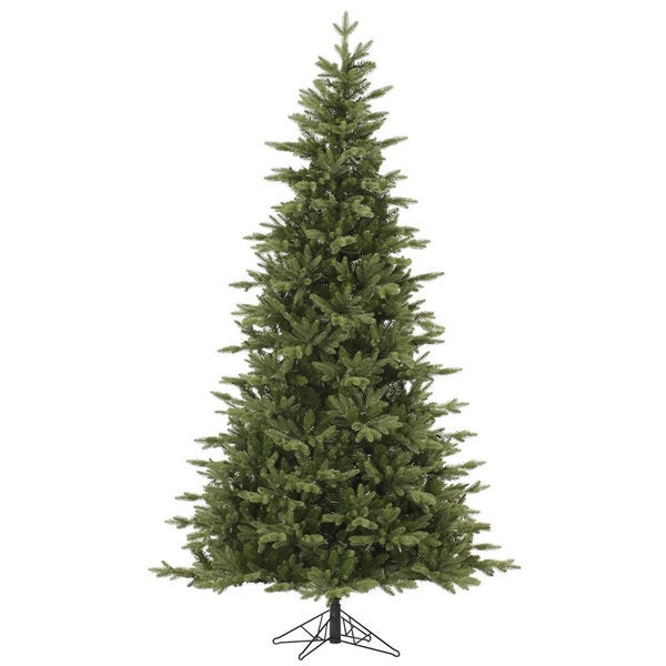 "6.5' x 45"" Fresh Balsam Fir Tree with 816 Tips"