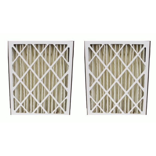 Skuttle-compatible 000-0448-003 Pleated Furnace Air Filter 20x25x5 MERV 8 (Set of 2) 16322924