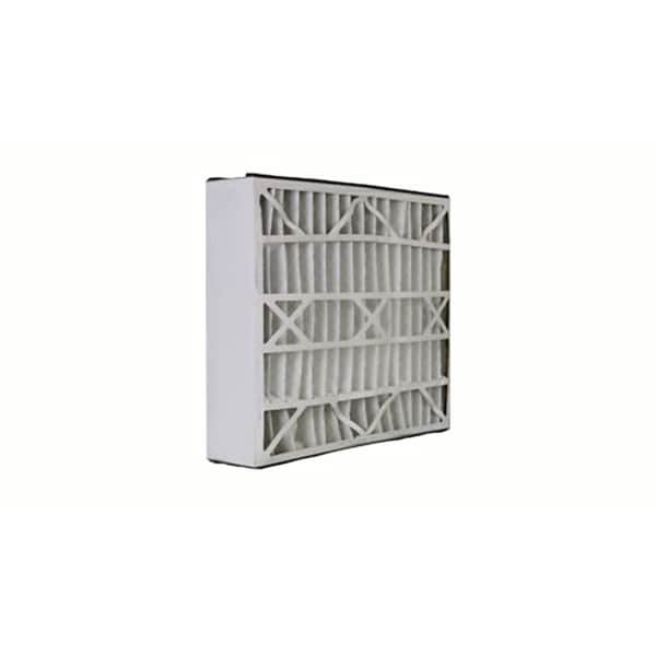 Trion Air Bear-compatible Filter 255649-102 Pleated Furnace Air Filter 16322933