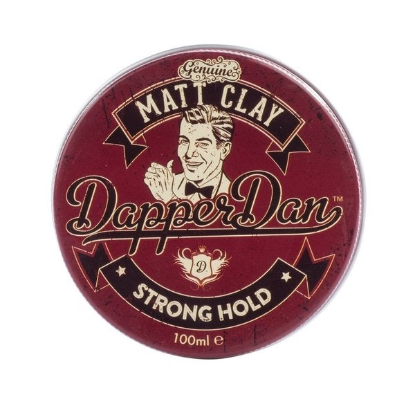 Dapper Dan Matt Clay Pomade Strong Hold 100ml