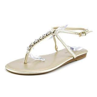 Bandolino Women's 'Dayne' Faux Leather Sandals