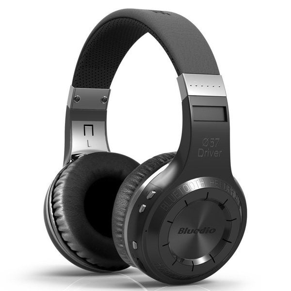 Bluedio H-Turbine Shooting Brake Wireless Bluetooth 4.1 Stereo Over-ear Headphones