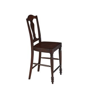Home Styles Country Comfort Counter Stool