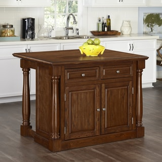 Home Styles Monarch Kitchen Island