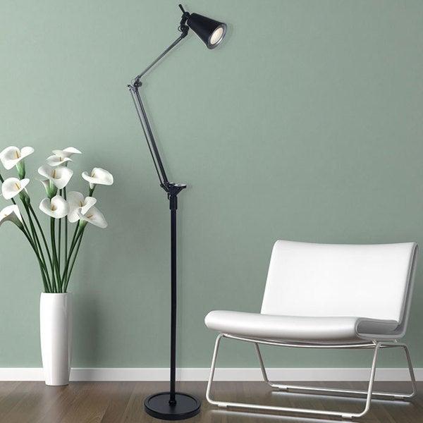 Adjustable LED Floor Lamp, 72-inch