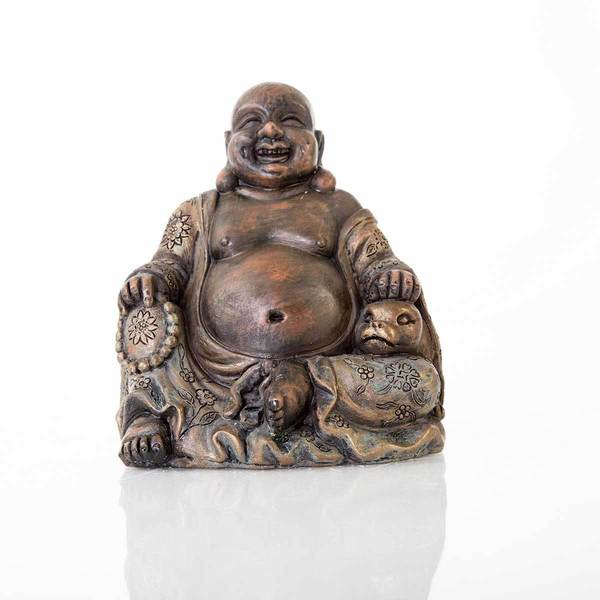 BioBubble Decorative Laughing Buddha