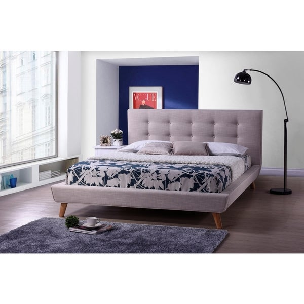 Platform Bed Overstock Shopping Great Deals On Baxton Studio Beds