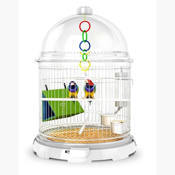 "BioBubble Bird Bundle Habitat 16"" x 16"" x 21.5"""