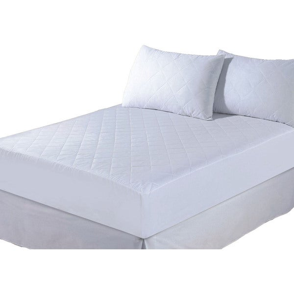 Quilted Synthetic Mattress Protector