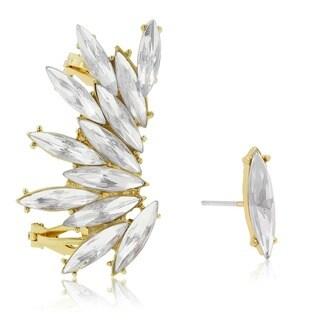 Adoriana Crystal Ear Crawler Set