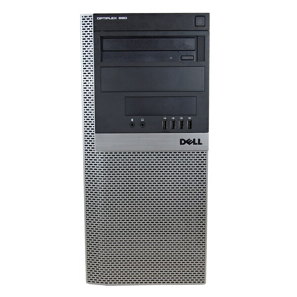Dell OptiPlex 980 MT 2.8GHz Intel Core i7 8GB RAM 2TB HDD Windows 7 Computer (Refurbished)